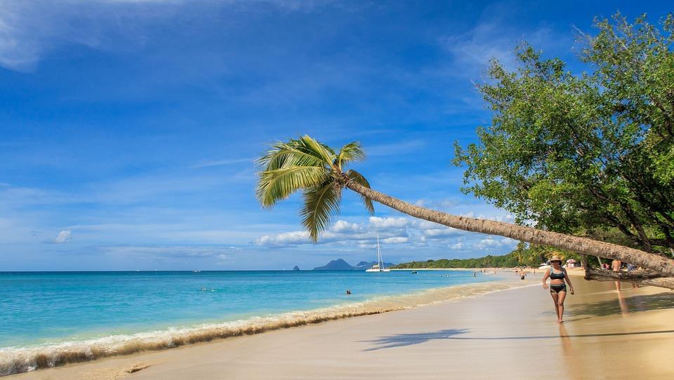 voyage de noces en Martinique
