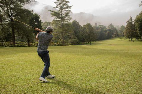 Tellement impatient de rejouer au golf et prendre l'air !